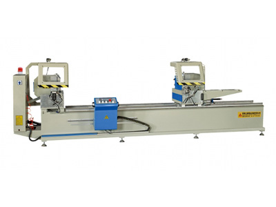 CNC Double-head Linear Cutting Saw for Aluminum Door & Window